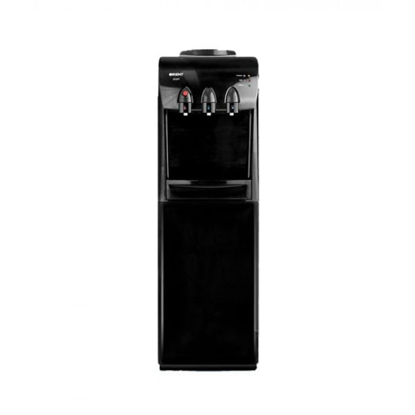 Orient Water Dispenser 3 Tapped Black – OWD-531