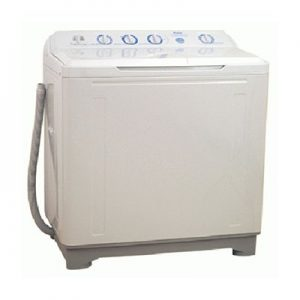 Haier HWM 120AS 12KG Twin Tub Jumbo Washing Machine